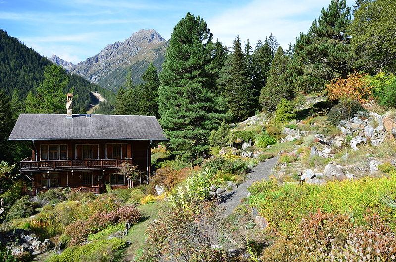 Flore Alpe Botanical Garden