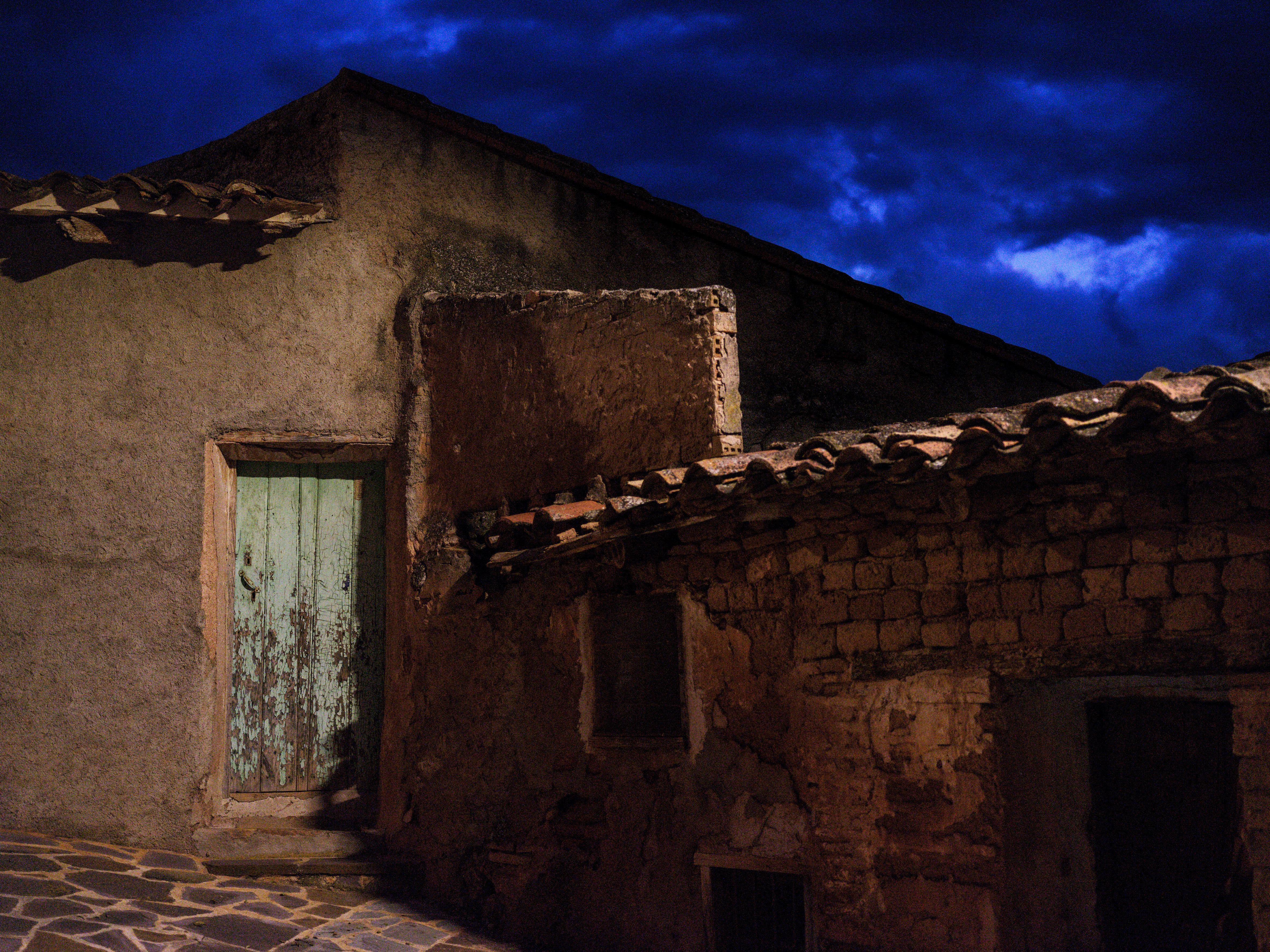 La ciudad natal norteña de Manuel Lapeña, Villarroya