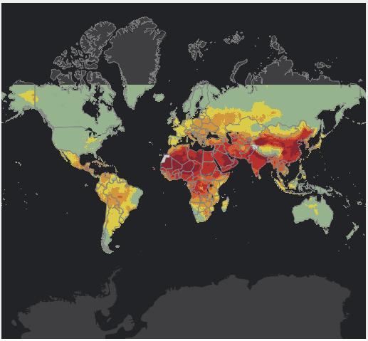 WHO Air Pollution