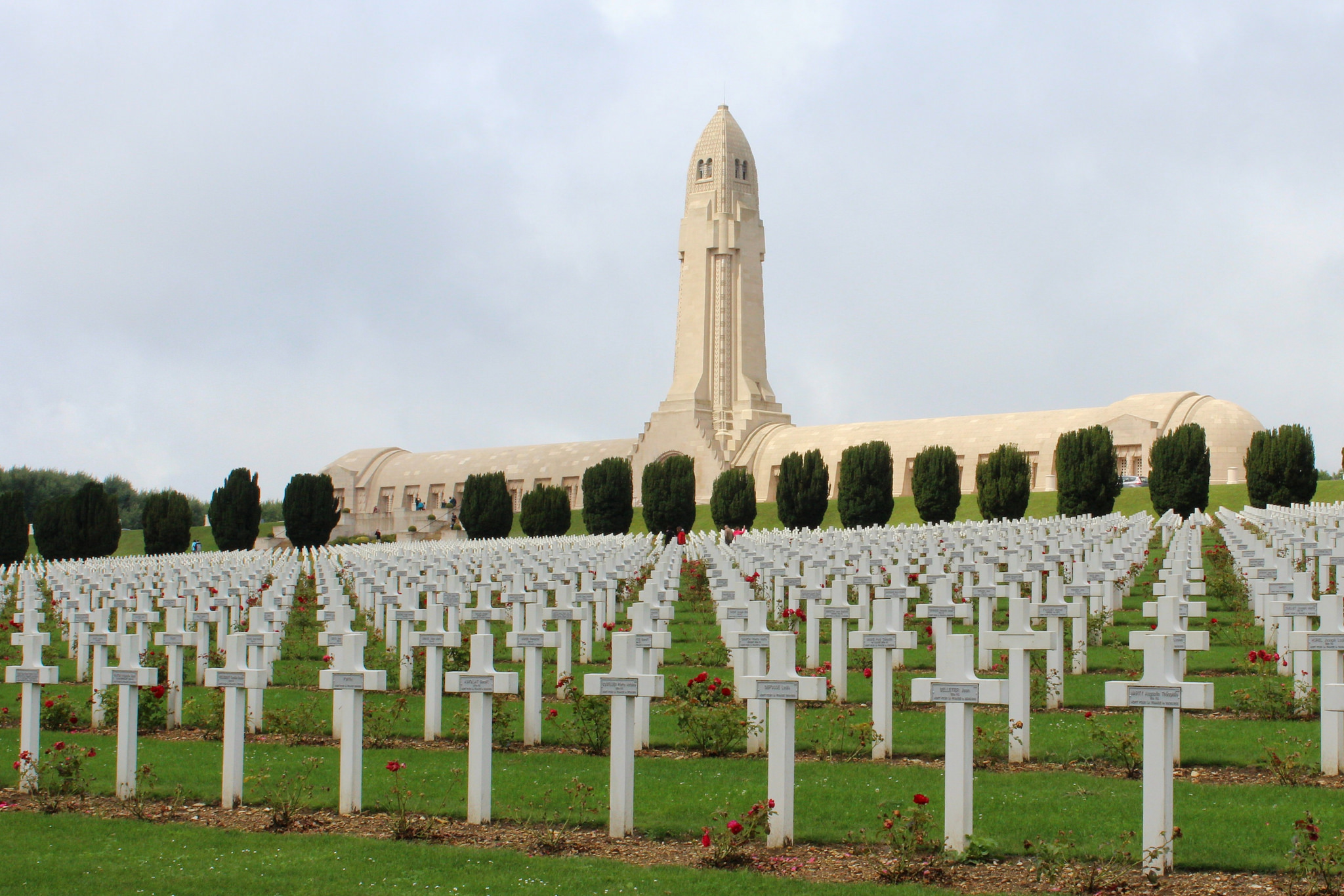 Douaumont Ossuary and Verdun Memorial
