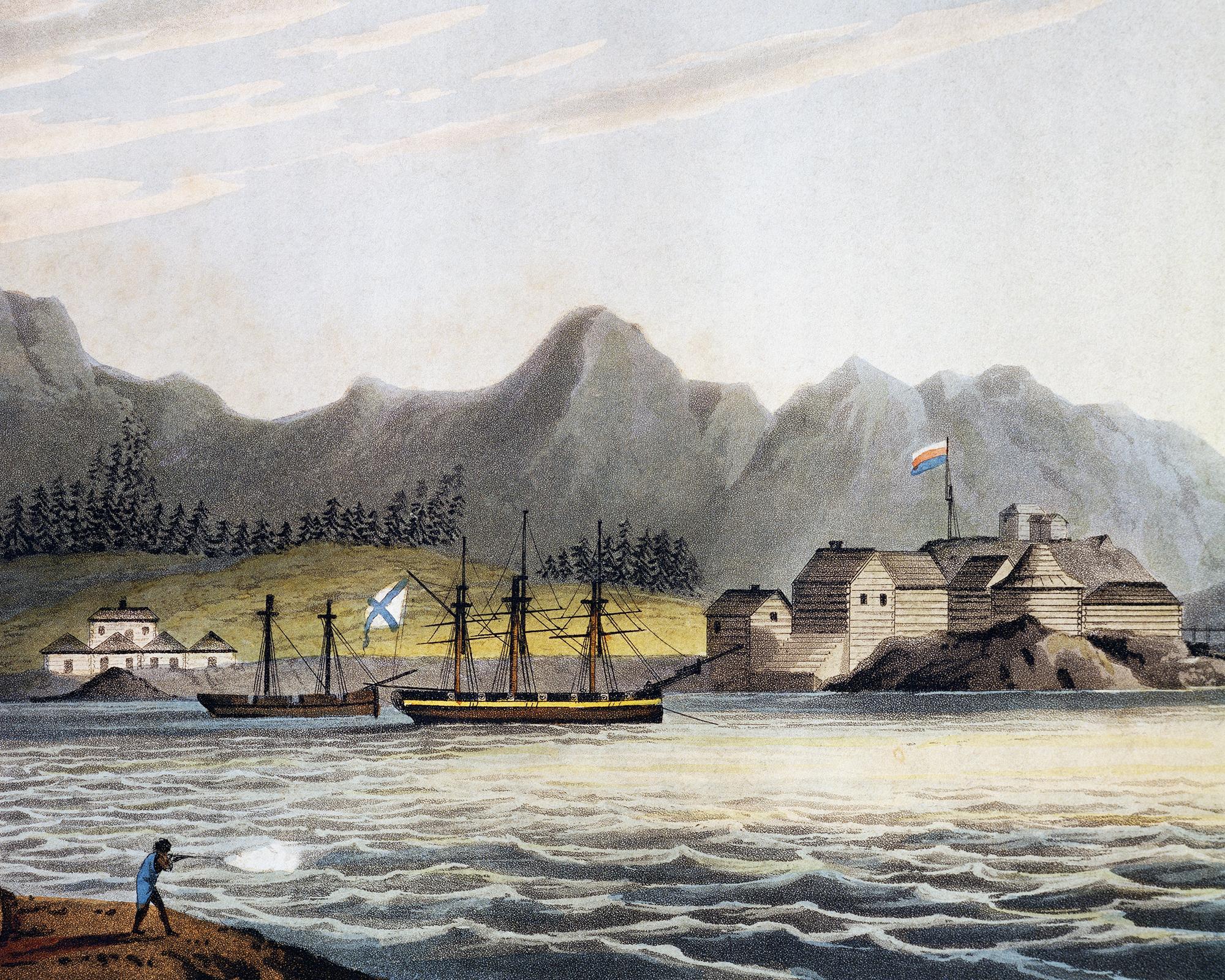 Tracing Alaskas Russian Heritage