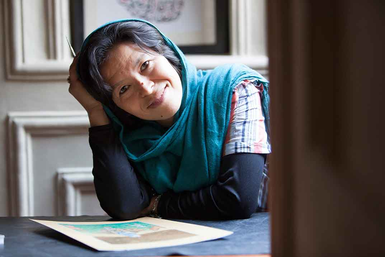 Sughra Hussainy