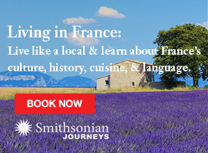 Join Smithsonian Journeys in France