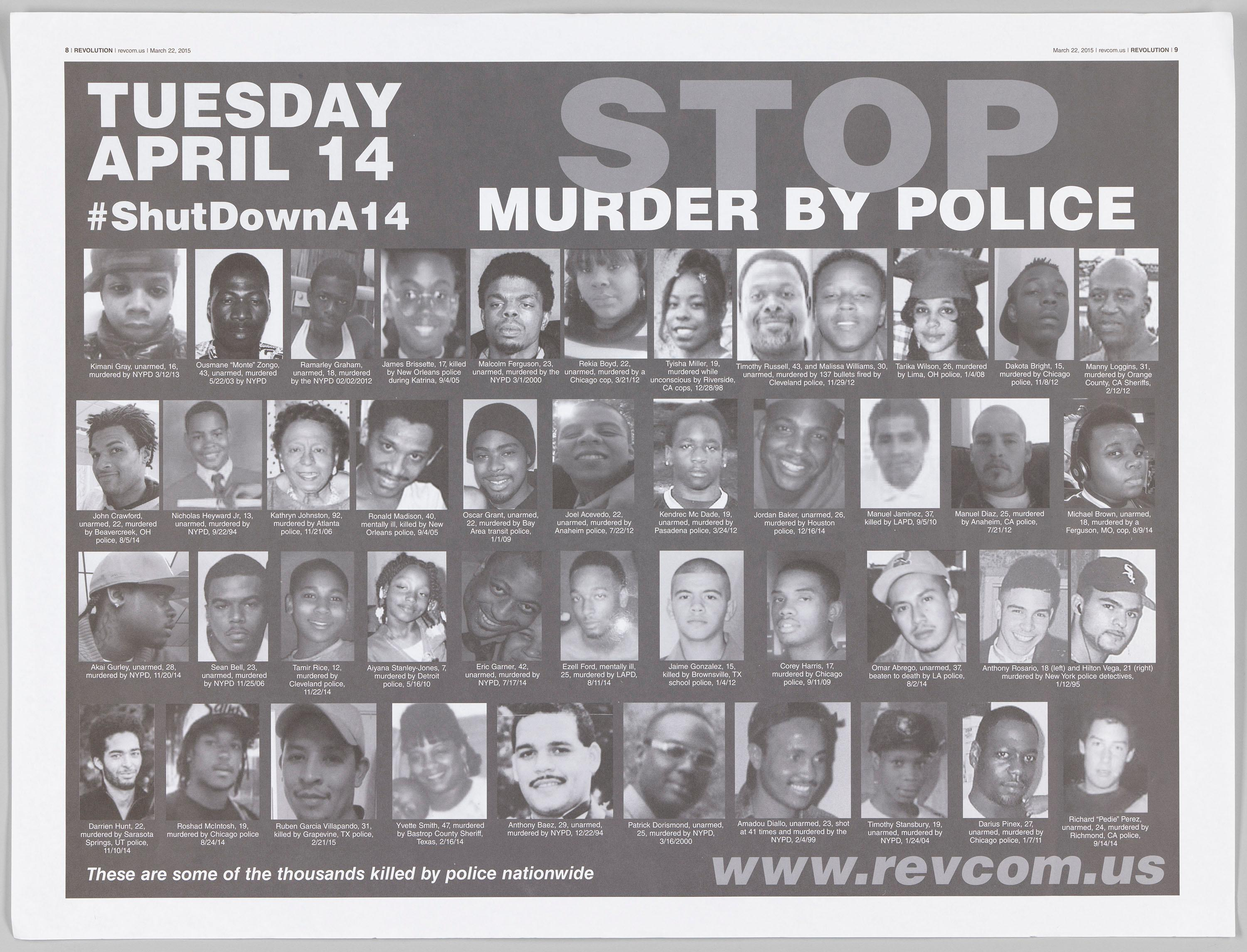Stop Murder by Police