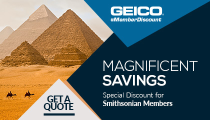 Magnificent Savings: Special Discount for Smithsonian Members