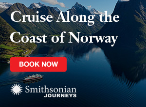 Cruise Along the Coast of Norway