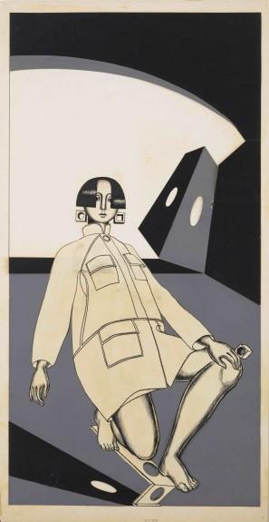 Fernand Leger series, the New York Times, 1966