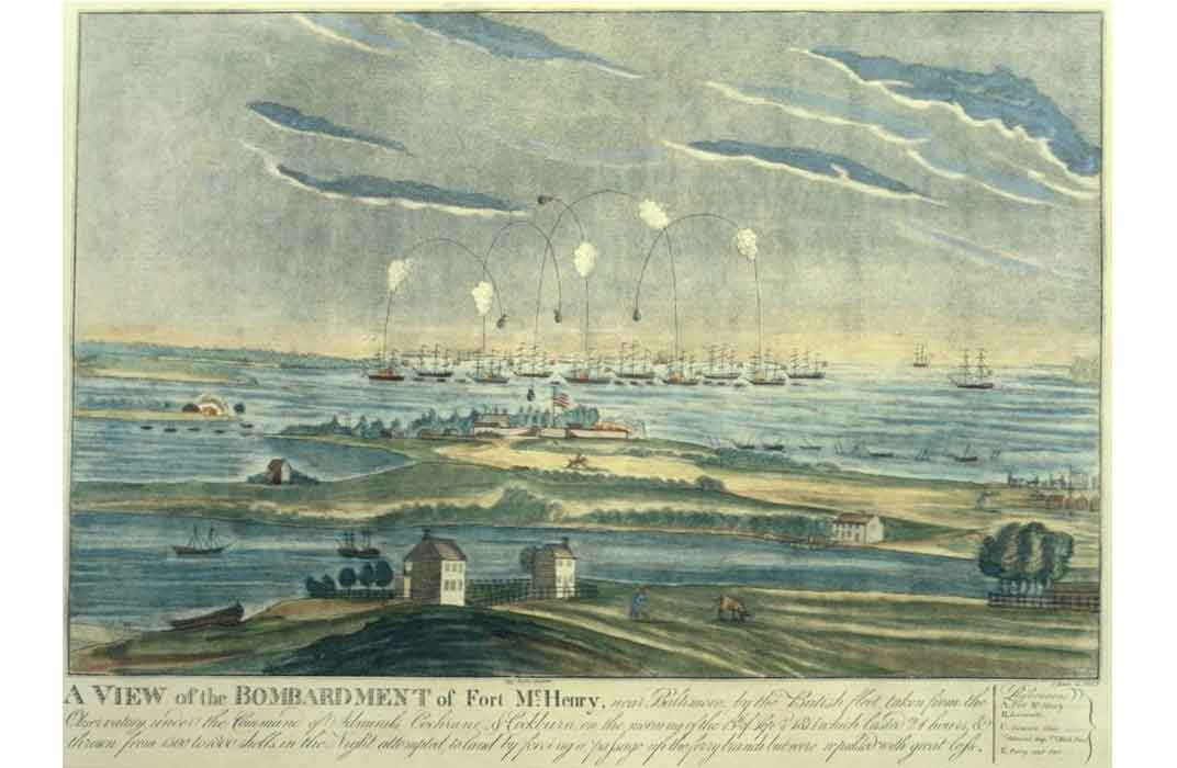 Fort McHenry Bombardment