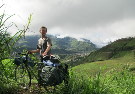 climbs in Ecuador