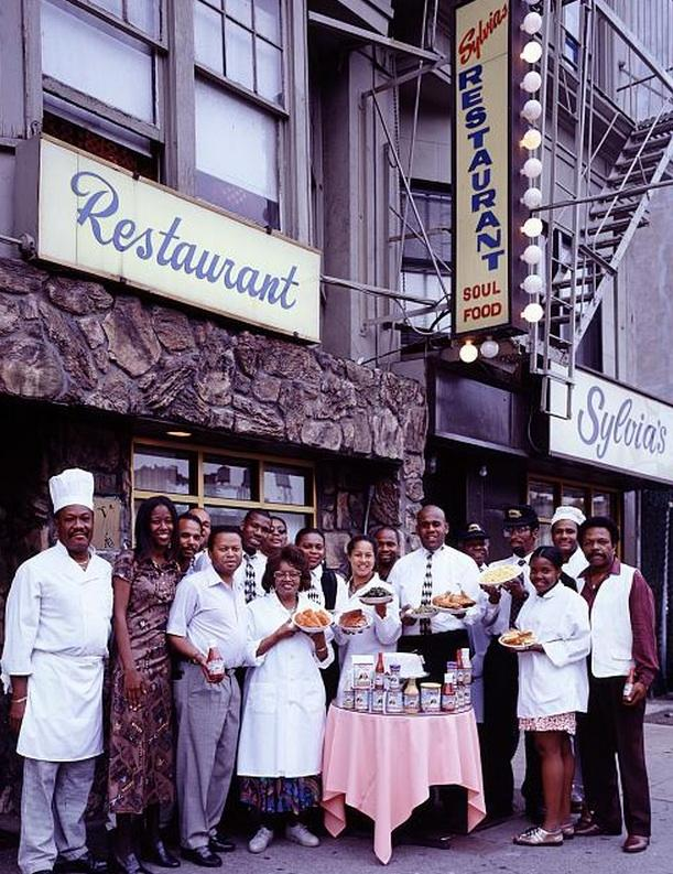 A Harlem institution, Sylvia's was started in 1962.