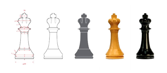 How The Chess Set Got Its Look And Feel Arts Culture Smithsonian