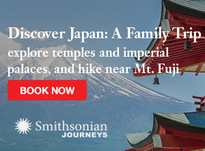 Enjoy a Family Journey to Japan