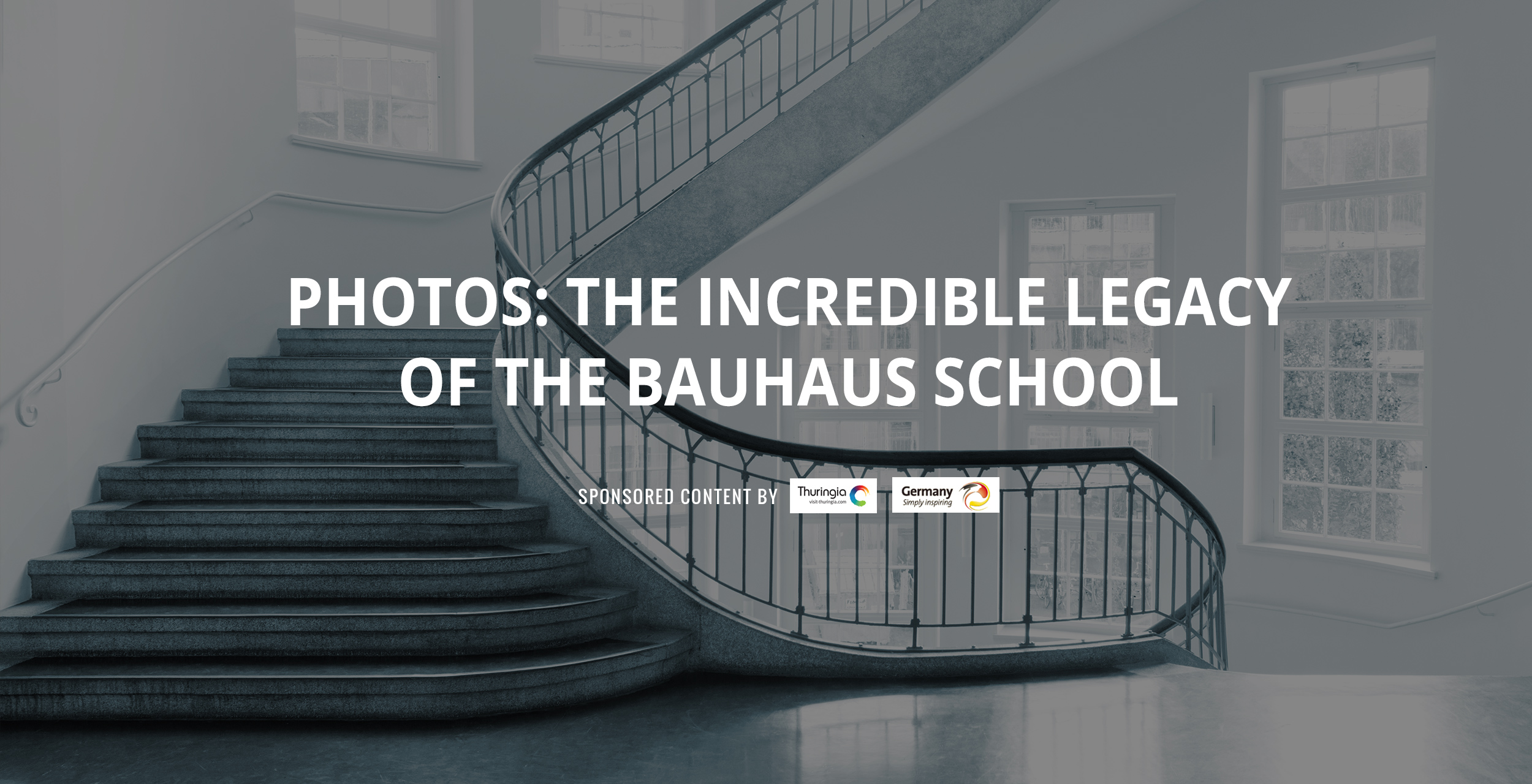 photos the incredible legacy of the bauhaus school of design