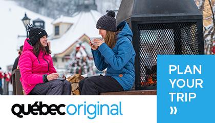 Quebec brings a fresh twist to winter