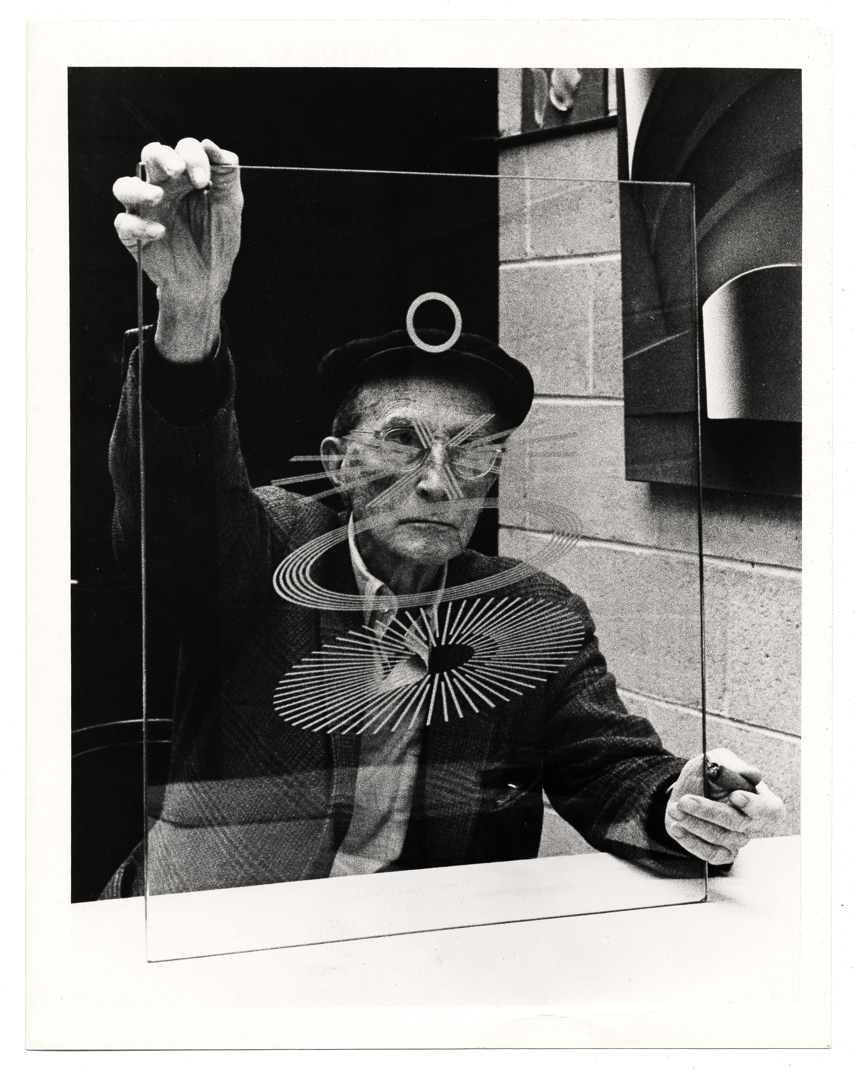 Marcel Duchamp, ca. 1960