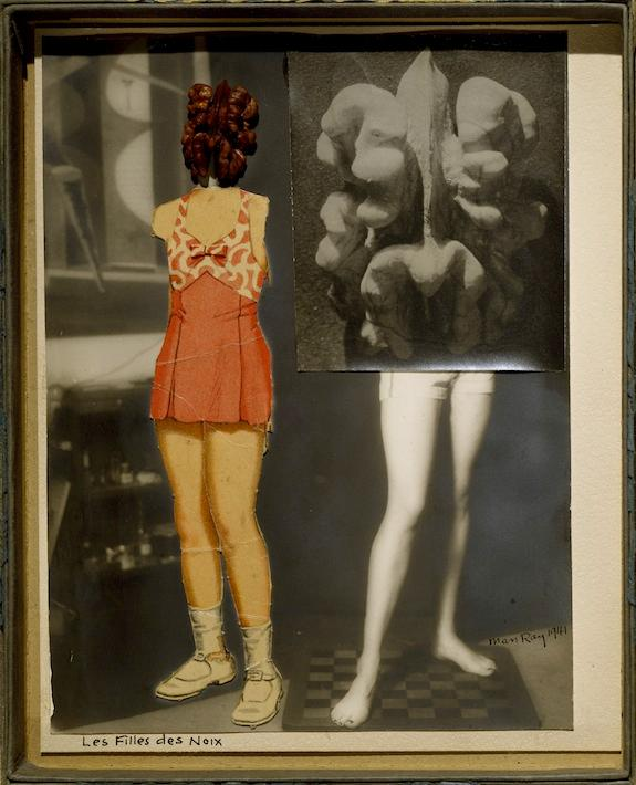 "Man Ray's ""Nut Girls"""