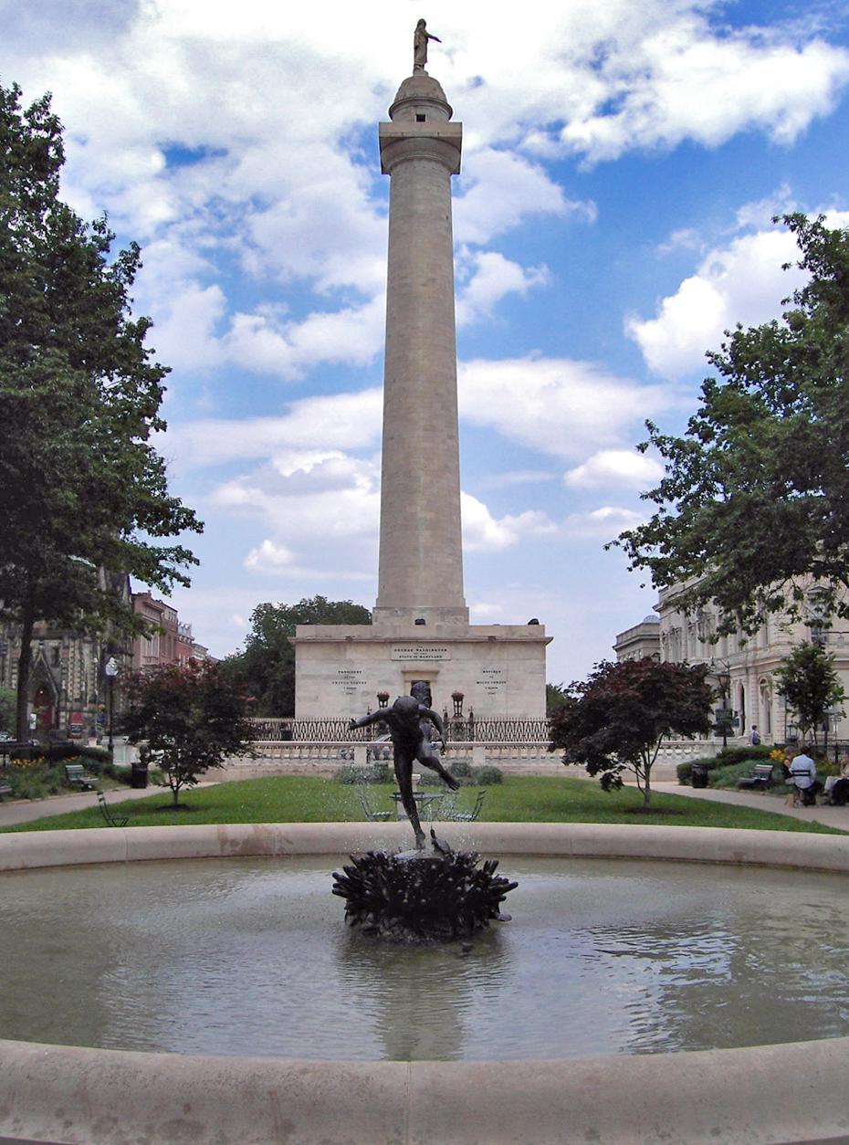 Baltimore Washington Monument