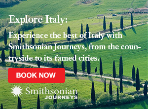 Join Smithsonian Journeys on a trip to Italy