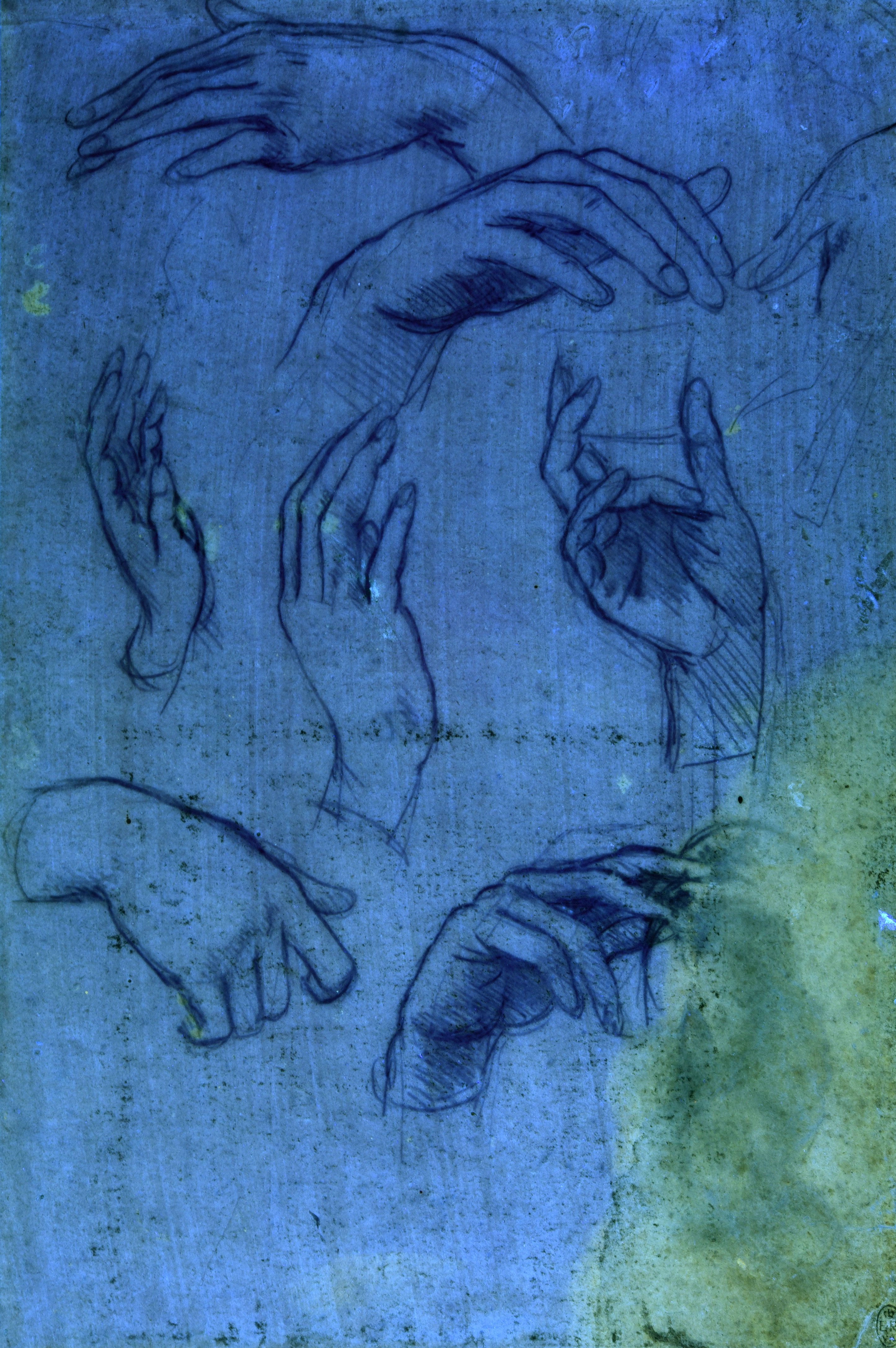 Exhibition to Reveal da Vinci\'s Invisible Drawings | Smart News ...