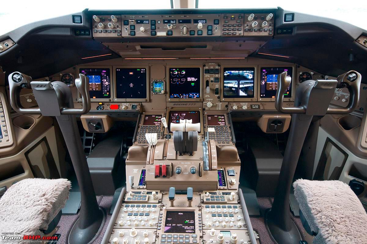 777 cockpit