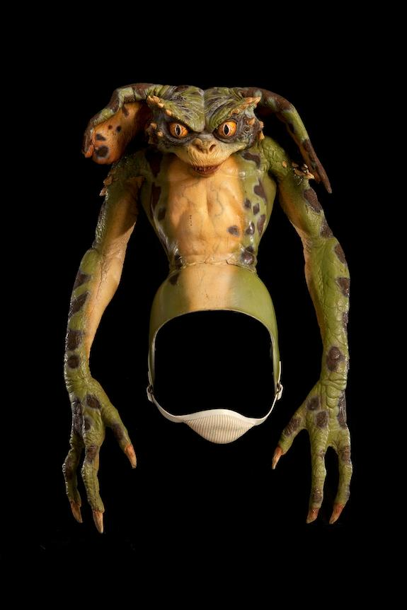 "Model from the 1990 film, ""Gremlins 2: The New Batch"""
