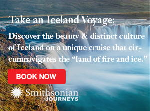 Join Smithsonian Journeys in Iceland
