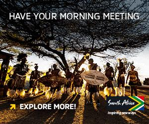 Have Your Morning Meeting: South Africa