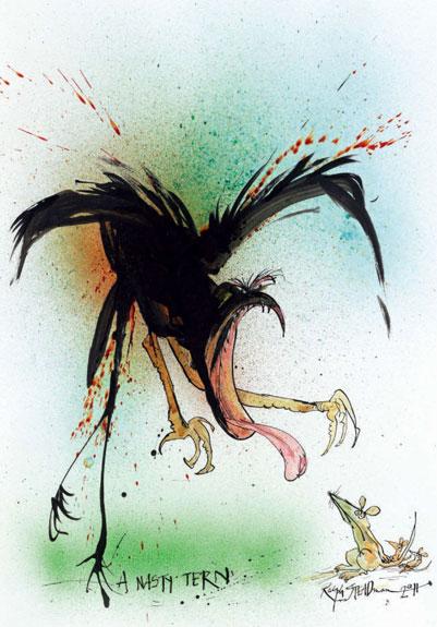 Nasty Tern