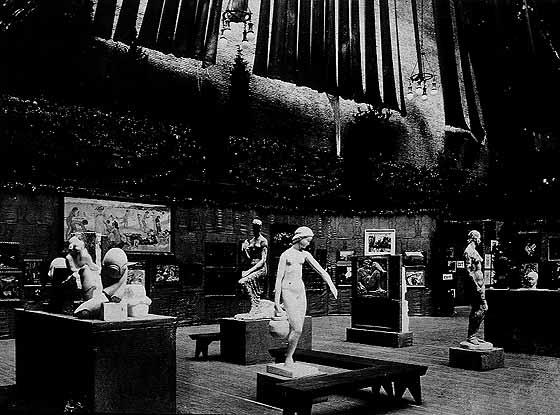 Few interior views of the revolutionary