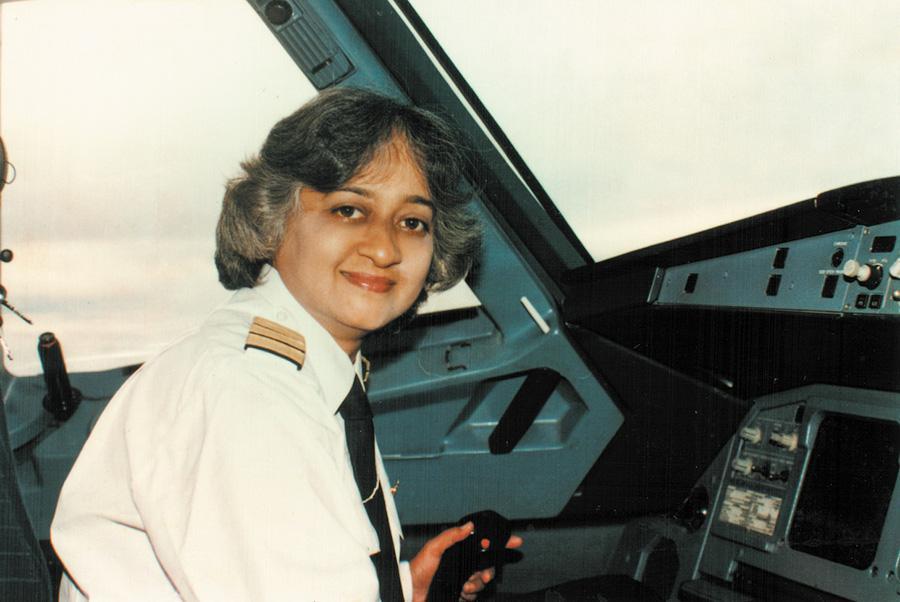 Captain Saudamini Deshmukh