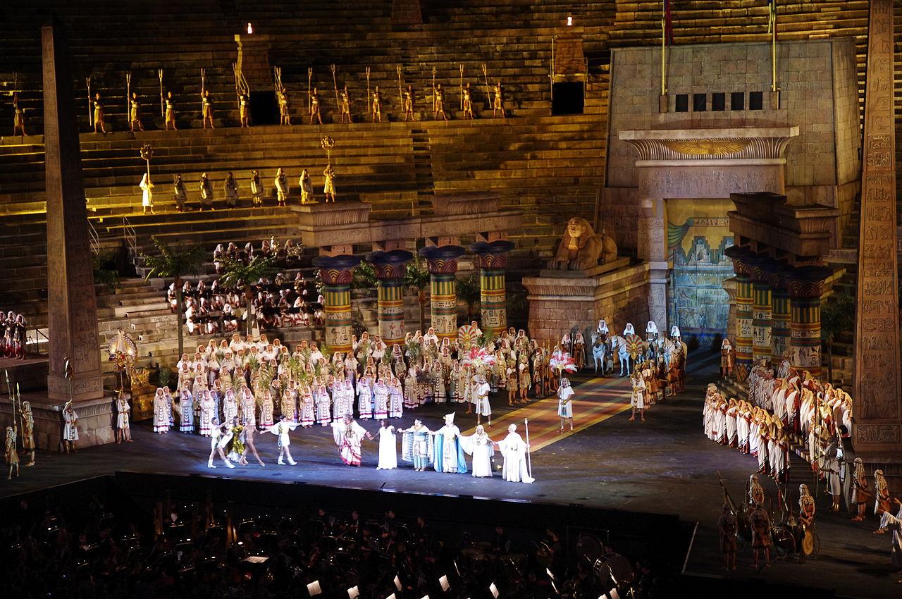 The Arena di Verona Festival