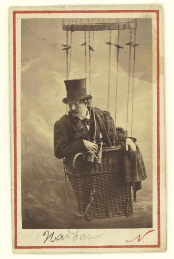 Nadar, photographer, French, about 1863