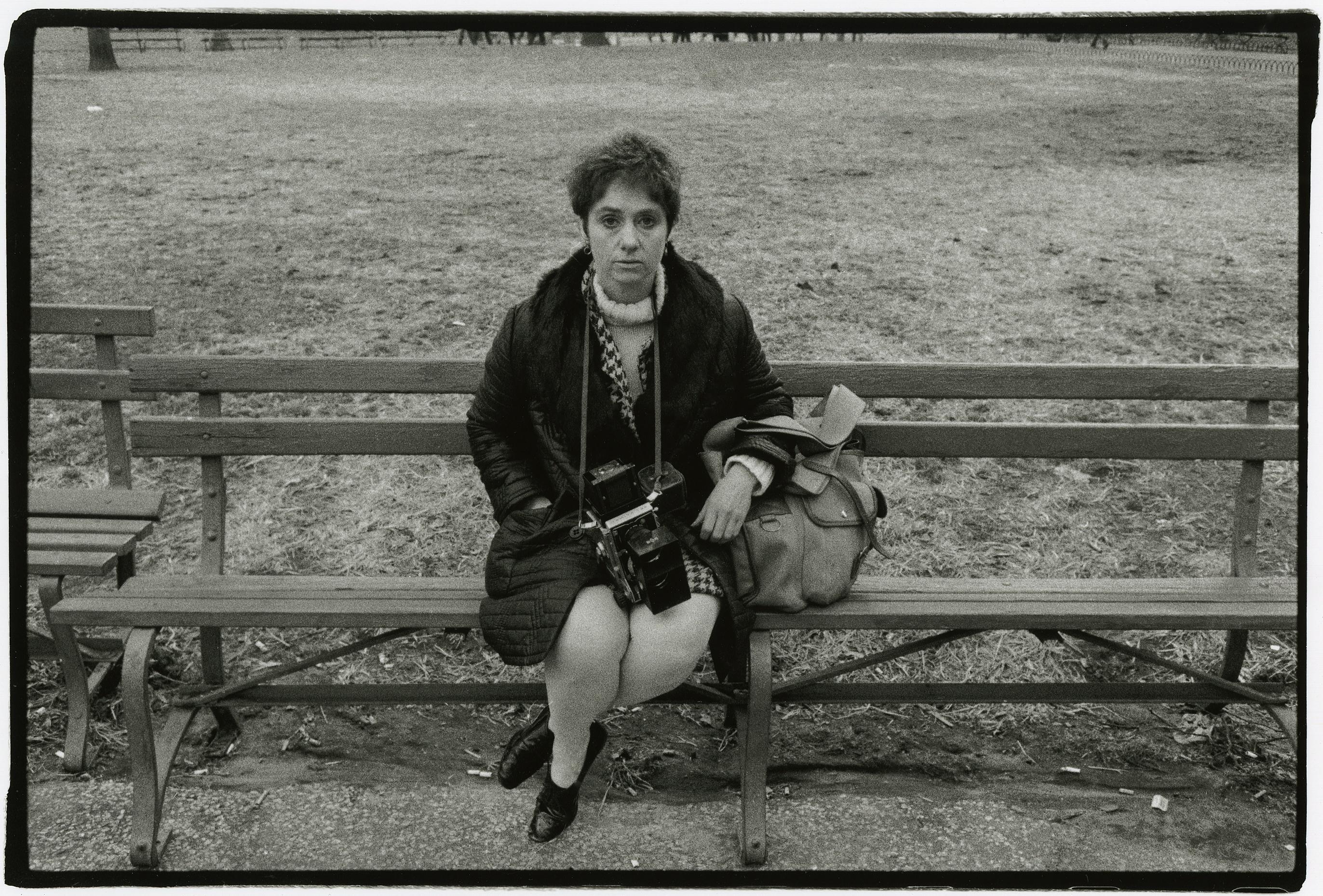 Diane Arbus, NYC, 1967