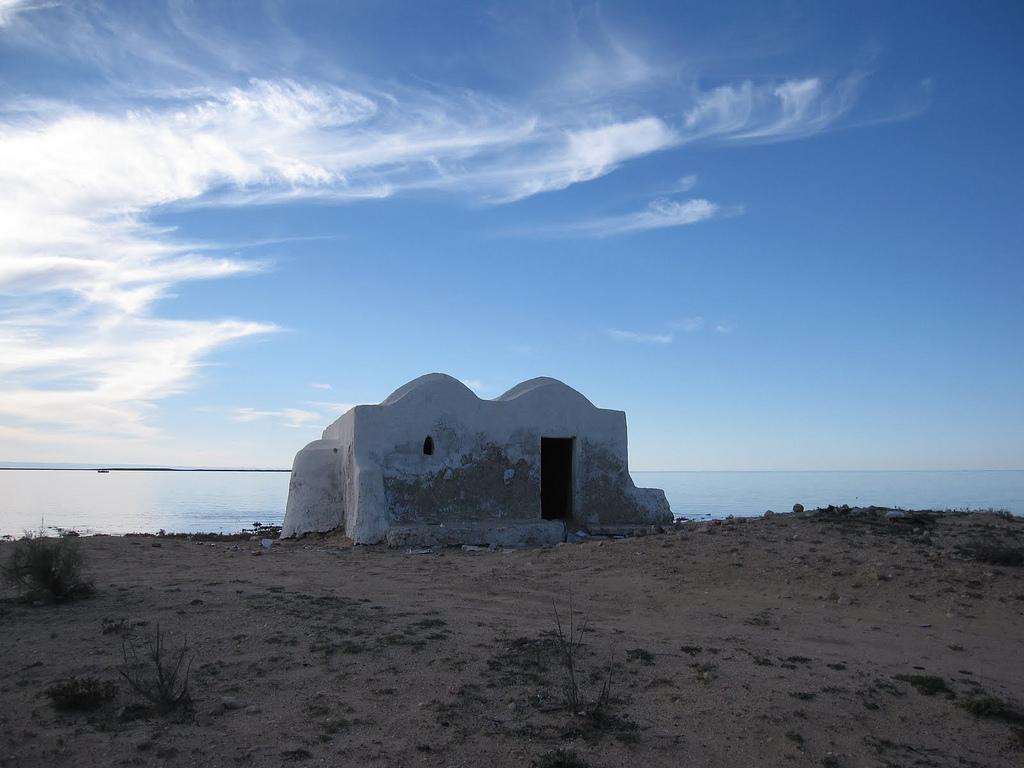 Obi Wan house in Ajim, Tunisia