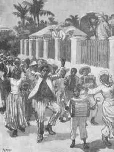 August 1, 1834–Emancipation Day–is celebrated in Antigua.