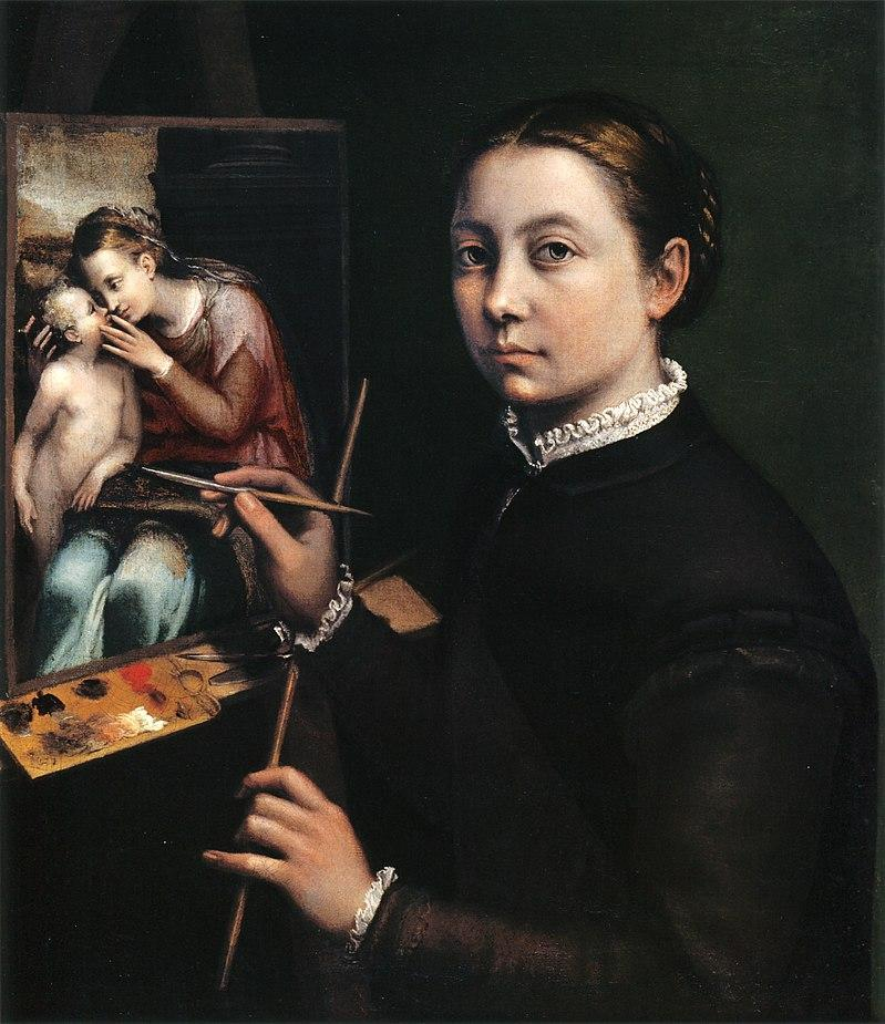 self-portrait at the easel.jpg