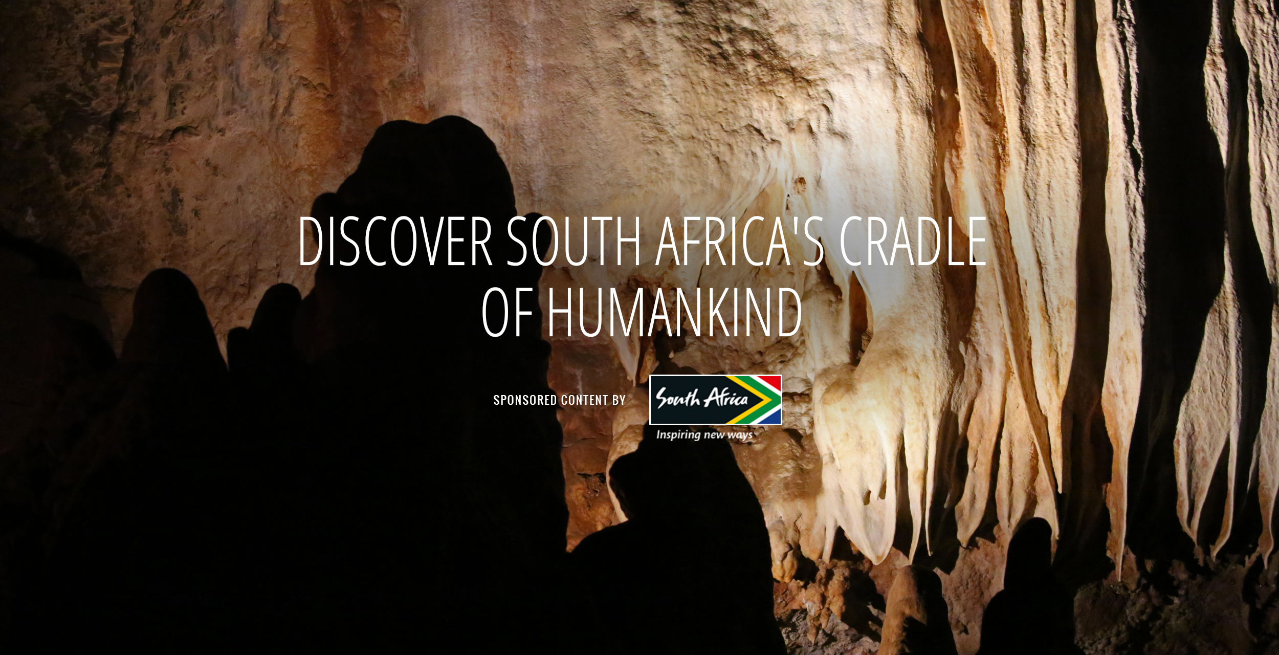 Discover South Africau0027s Cradle of Humankind
