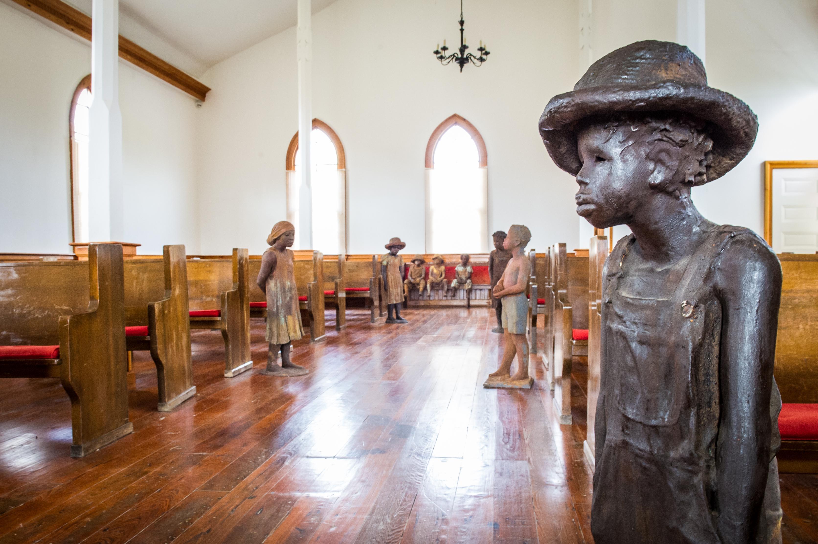 Antioch Church Children of Whitney