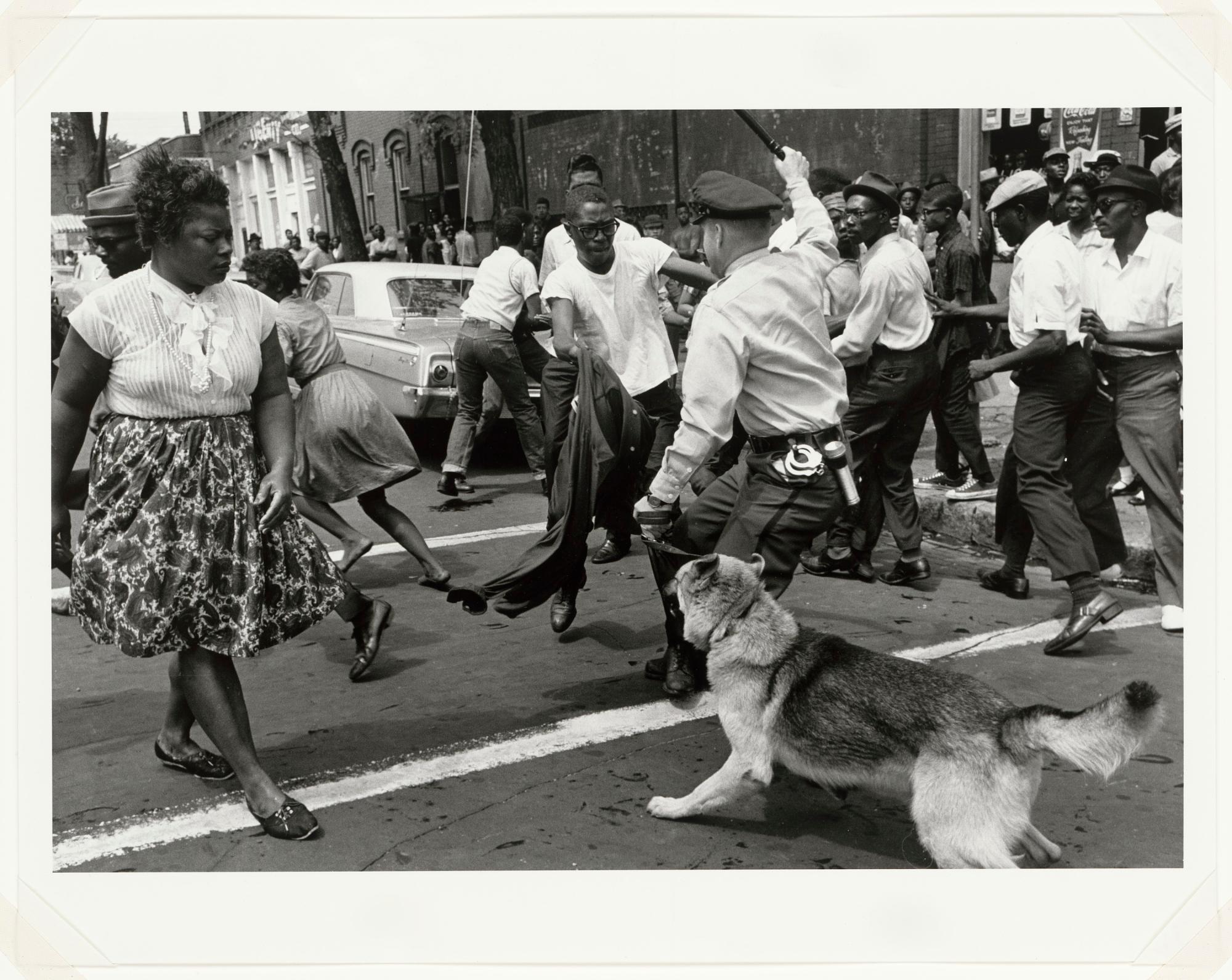 Civil Rights Movement, 1963