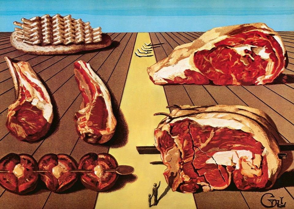 dali meat