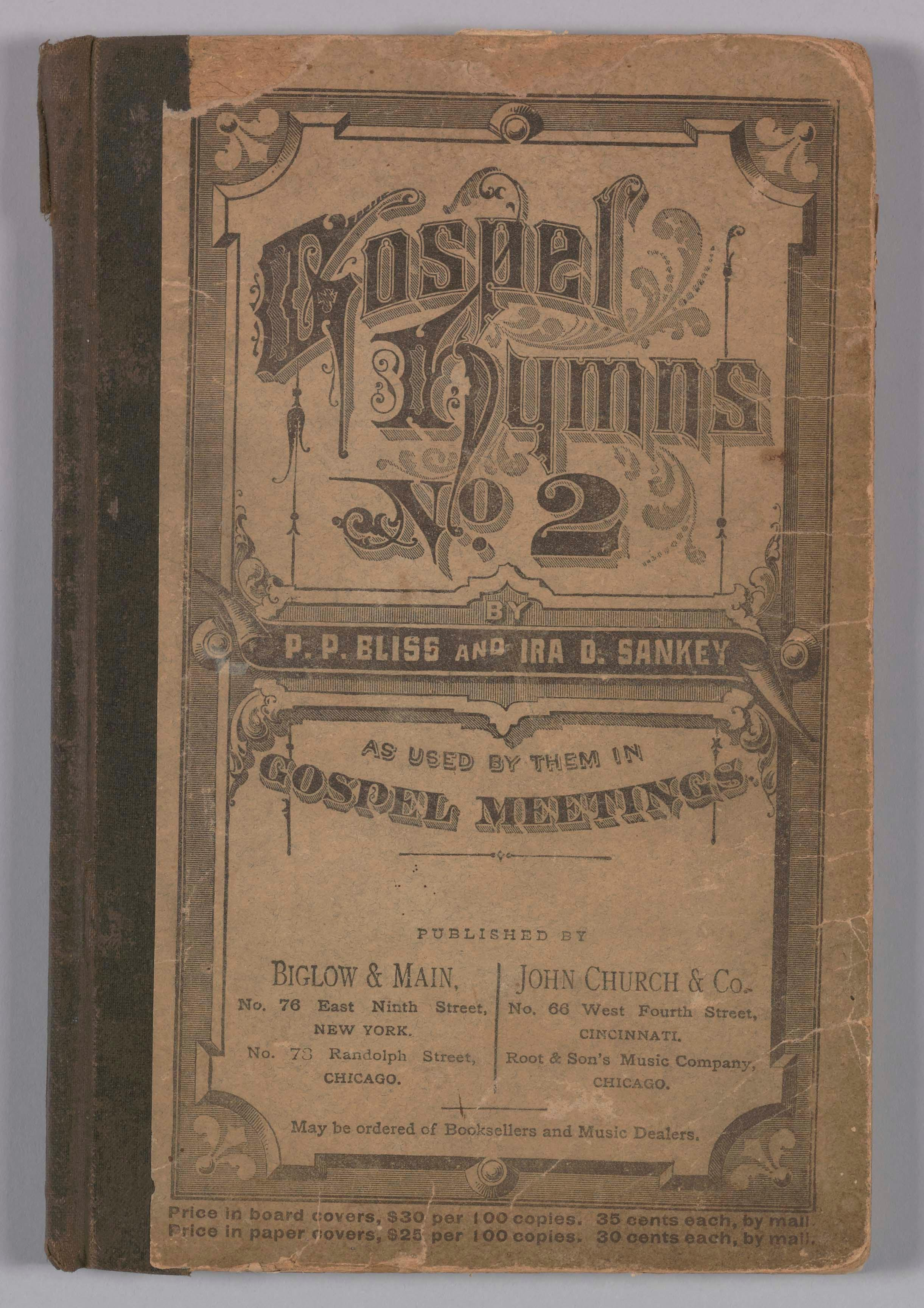 Personal Hymnal