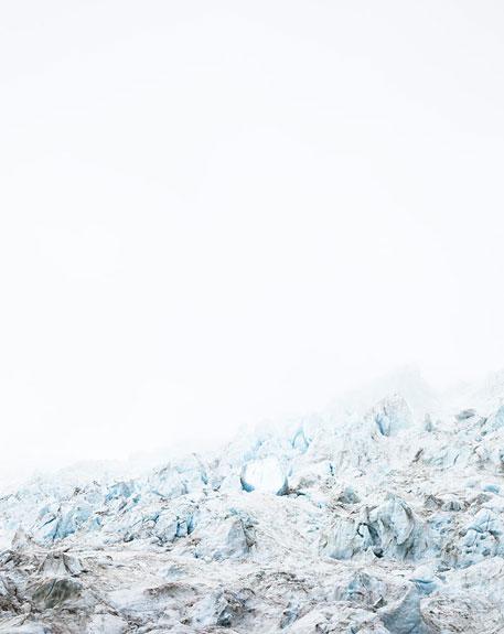 Franz Josef, Plate I, 2010. New Zealand