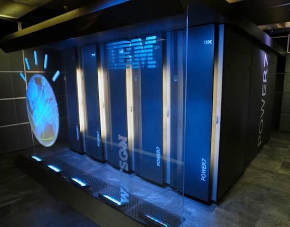 IBM's Watson supercomputer could start helping doctors diagnosis illnesses in 2013.
