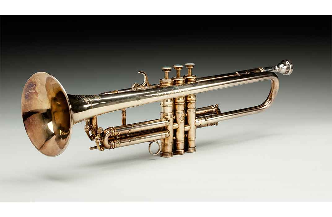Louis Armstrong's Horn