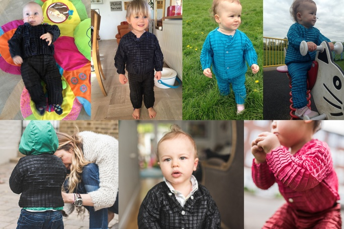 These Origami Clothes Grow With Your Child