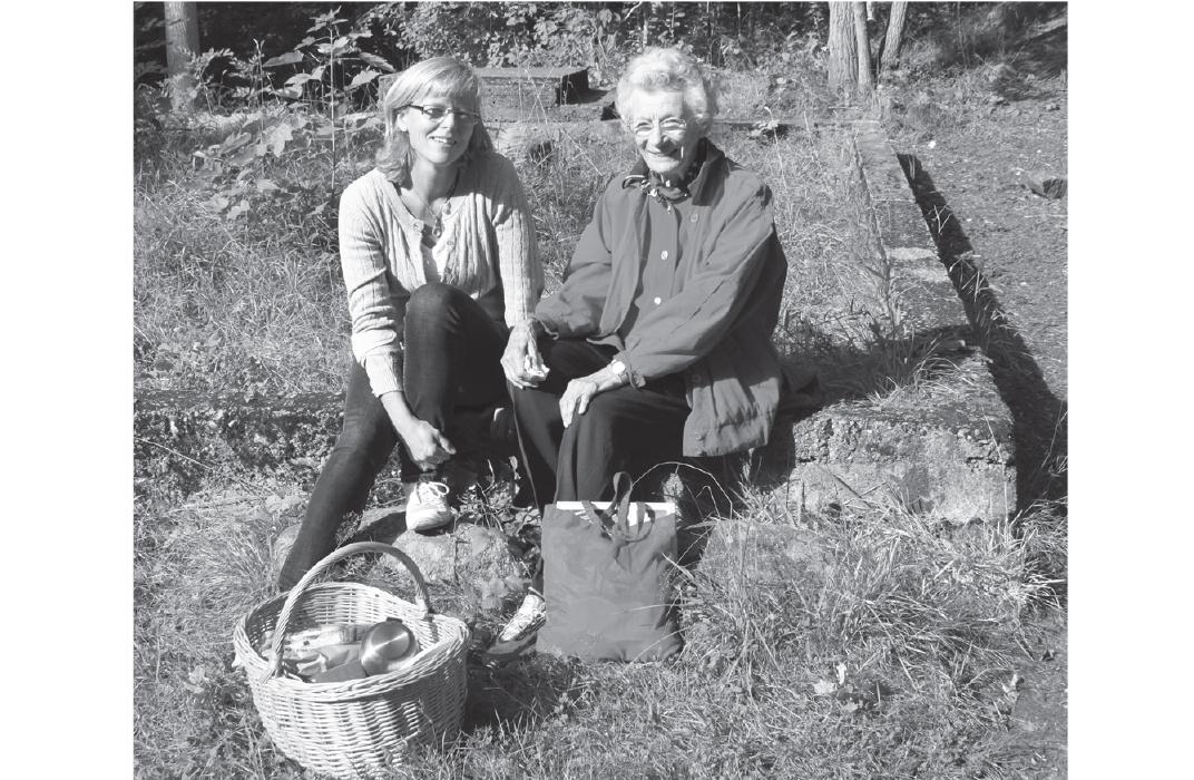 Ingrid Carlberg Nina Lagergren