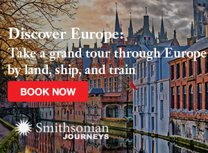 Join Smithsonian Journeys on a trip to Europe