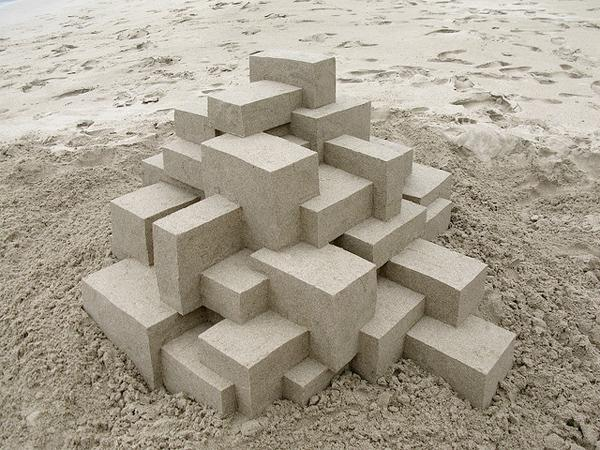Brutalist architectural influences