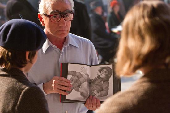Director Martin Scorsese