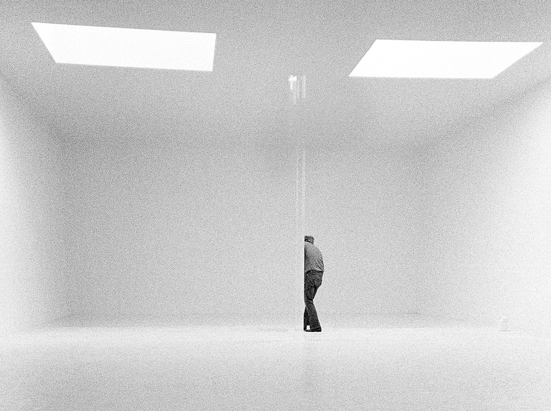 Robert Irwin, studio